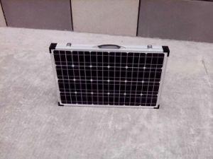 120 Вт портативный складной панели солнечных батарей комплектов для кемпинга с 4WD Car