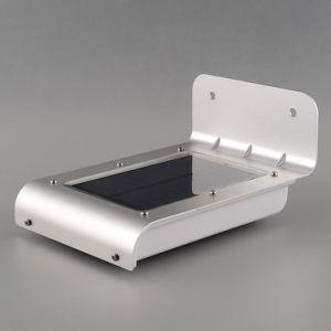 16 de la Energía Solar LED Sensor de movimiento Jardín Lámpara de seguridad de la luz impermeable al aire libre