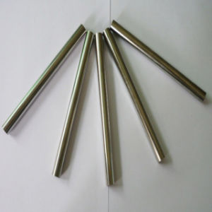 Хорошее качество чистого молибдена трубки с небольшой толщины