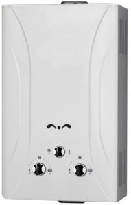 aquecedor de água a gás de combustão do duto - (JSD-P6)
