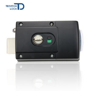 WiFi APP, 지문, 부호 및 M1 카드 기능을%s 가진 지능적인 가정 전자 디지털 키패드 Deadbolt 자물쇠