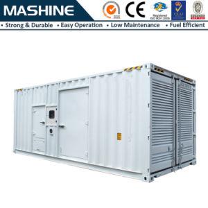 600kVA 650kVA 700kVA Groupe électrogène 750 KVA Diesel pour la vente