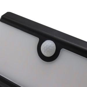 セリウムのRoHS Keouの新しい電池スマートな表面によって取付けられるIP65ランプの防水屋外の庭3Wの動きセンサーの太陽壁LEDライト