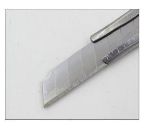 고품질 민감한 금속 쉘 실용적인 칼 트럼펫