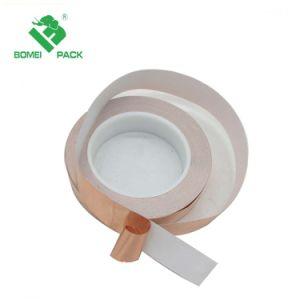 伝導性の接着剤(1inch x 12yards) -スラグ防水加工剤、ステンドグラス保護する、EMIペーパー回路、電気修理が付いている銅ホイルテープ