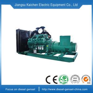 Hot Sale AC 30kw monophasé petit Air-Cooled Open Type Prix de groupe électrogène diesel