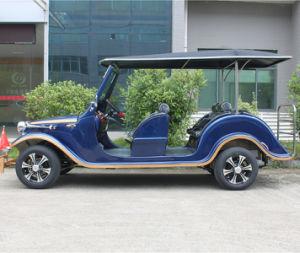 Os carros eléctricos confortável Zhongyi com qualidade fiável