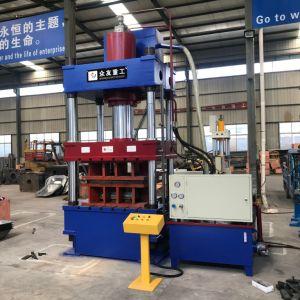Yq32 315 тонн четыре колонки гидравлический пресс для принятия решений Wheelbarrow машины