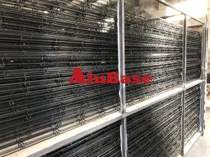 Alurays Extraoberflächenfiltertüte u. Rahmen, Filtertüte