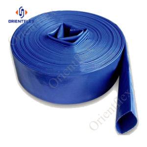 Manguera de riego agrícola Layflat PVC