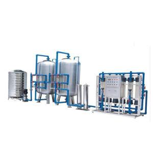 1000L/H sistema de ultrafiltragem pequena fábrica de Água Mineral