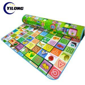 El alfabeto y números de los niños alfombras de Juego