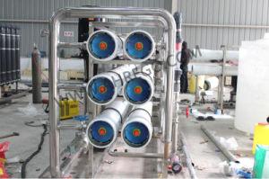 Установка для очистки воды из нержавеющей стали с системой обратного осмоса 12000L/Ч