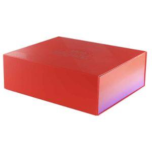 Nas embalagens colapsável elegante caixa em Dongguan Fabricante