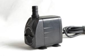 12V DC Craft fuentes cascada de agua de riego Larga vida útil del paisaje bombas de agua para el flujo de un estanque de peces 600L/H