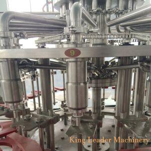 De volledige Automatische Bottelmachine van het Drinkwater 5L