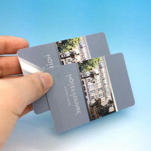 CR80 scheda senza contatto del PVC della banda magnetica del chip astuto della plastica RFID NFC