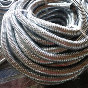 ケーブルの保護適用範囲が広い金属コンジット