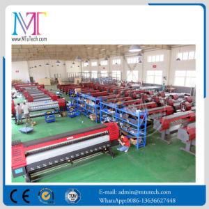 L'éco solvant imprimante jet d'encre numérique grand format Impression Flex Flex de la machine Machine d'impression