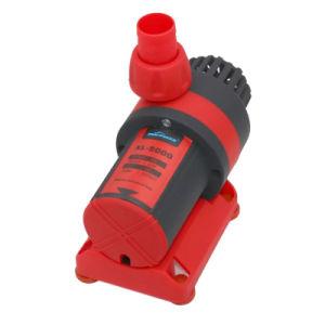 Pompe ad acqua sommergibili economizzarici d'energia di controllo di flusso per flusso 6500L/H di CC 24V del serbatoio di pesci grande