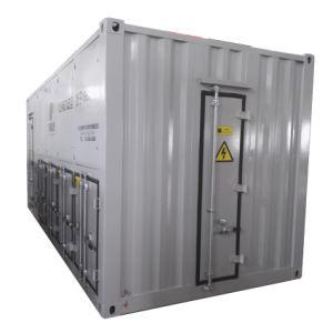 Banco de Carga resistiva 2000kVA para el generador de Test