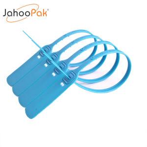 De longitud ajustable de alta seguridad de la junta de bloqueo de plástico con la norma ISO SGS