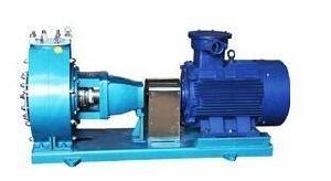 Legering van het fluor (F46, voering PTFE, PFA) voerde de Chemische Pomp van het Proces voor hoogst Corrosief Zuur