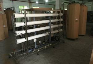 Het Systeem van de Reiniging van het Water van de Omgekeerde Osmose van China 2000lph voor Brak Zout Water