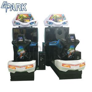 Simulatore della Macchina-un del gioco della vettura da corsa con interattivo un Chasis