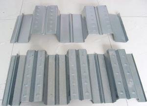 dek van de Vloer van de Dikte van 0.8mm1.5mm het Weerbestendige Samengestelde zonder Concrete Plak