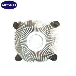 Disipador de calor LED de extrusión de aluminio