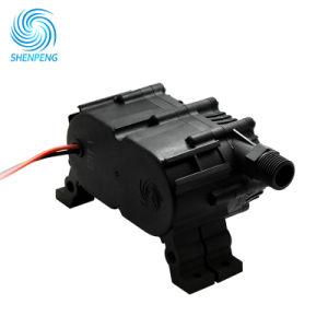 냉각 순환을%s 24 볼트 소형 안전 그리고 조용한 펌프