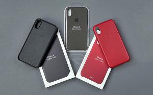 Estojo de couro PU original Protector para iPhone