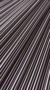 2019 la fábrica Manufacting soldar tubos de acero inoxidable SS