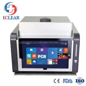 Laboratorio de diseño del nuevo sistema de detección de PCR en tiempo real