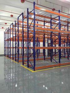 Almacén de paletización estanterías pesadas