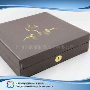 선물 음식 보석 화장품 (xc-hbg-017A)를 위한 호화스러운 가죽 포장 상자