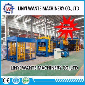 Cemento automático lleno/máquina hueco concreta del bloque/de fabricación de ladrillo