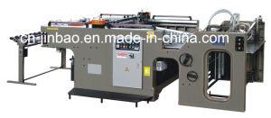 Full automatic Cilindro Serigrafia máquina (100x70cm) & Impressora de tela