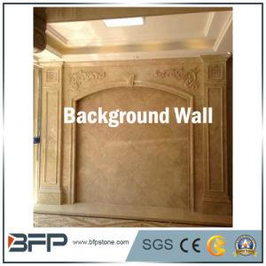 背景の壁または浴室の床のためのオニックス大理石の床タイル