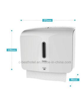 Badezimmer-Handtuchspender-an der Wand befestigter Papierhalter