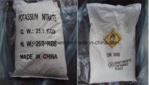 99% Min Nitraat van het Kalium met CAS Nr 7757-79-1