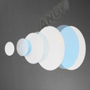 Filtros de membrana líquida de 0,5 mícron disco filtrante para análise de laboratório