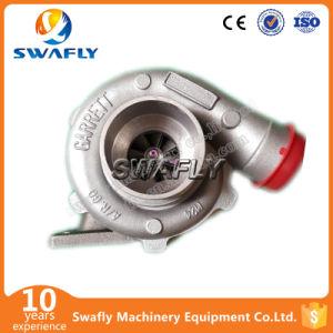 Pc200-5 TurboTurbocompressor S6d95 To4e59 6207-81-8210 voor het Graafwerktuig van KOMATSU