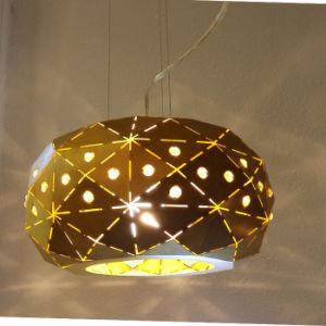 Tão Popular Cozinha Interior de latão Metal Industrial Lâmpada pendurada/ iluminação Pendente