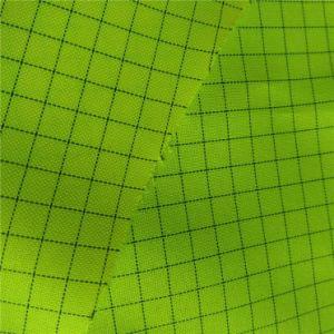 96%Polyester 4%Carbon 섬유 작업복 ESD 제복 옥스포드