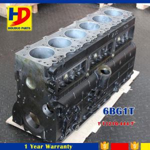 Het Blok van de Cilinder van de dieselmotor 6bg1 (1-11210-444-7) voor Motoronderdeel Isuzu