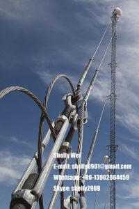 1/4 , 9/32 , 3/8 , 7/16 , 1/2 , 9/16 , 5/8  ha galvanizzato il filo del filo di acciaio per cavo/cavo di ancoraggio/il conduttore collegare/Messenger/ACSR di soggiorno