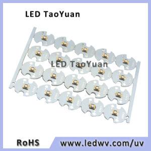 Los rayos UVA 365nm de UV LED SMD LED 3W
