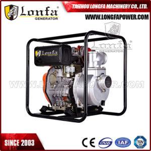 2 дюйма (50 мм) ручного/ключ запуска дизельного двигателя насоса воды для орошения